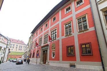 Palace of bishop Erazma Ciołka