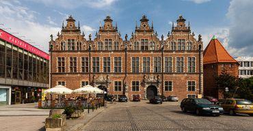 Large arsenal, Gdansk