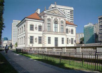 Ostrogski Palace, Warsaw