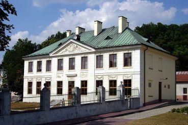 Palac Wielopolskich, Pinczow