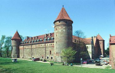 Castle, Bytow