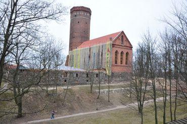 Castle, Człuchów