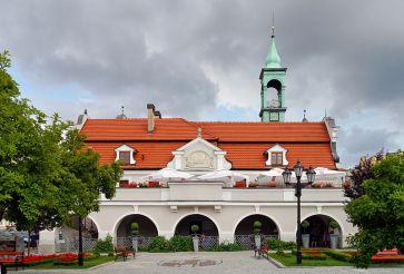 City Hall, Kluczbork