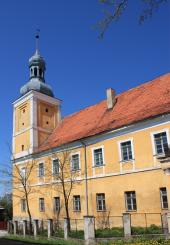 Castle, Biała