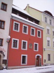 The house of Jacob Boehme, Zgorzelec