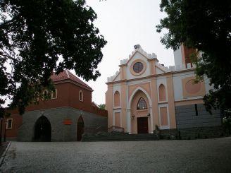 Castle, Gostynin