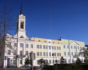 City Hall, Ostroleka