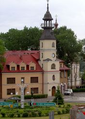 The building of the National School of Music, Tomaszów Lubelski