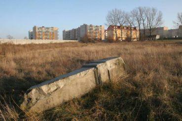 The Jewish cemetery, Rawa Mazowiecka