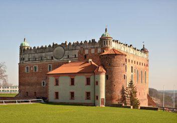 Castle, Golub-Dobrzyń
