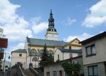 Church of Saints Martin and Margaret, Kłobuck