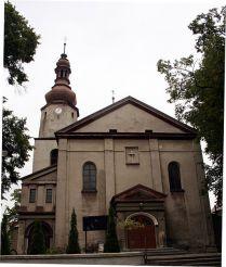 Church of St. Nicholas, Lubliniec
