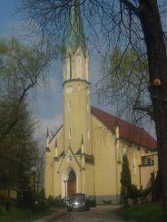 Church of St. John, Mikolow