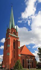 Church of the Assumption of the Blessed Virgin Mary, Raciborz