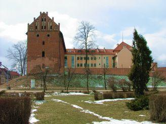 Castle, Działdowo