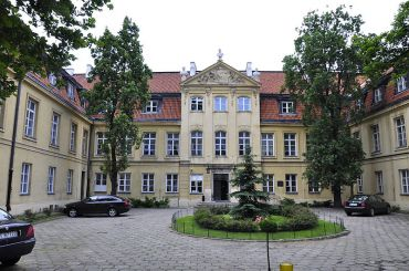 Palace of the Four Winds, Warsaw