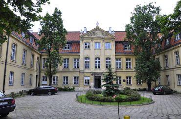 Дворец Четырех Ветров, Варшава