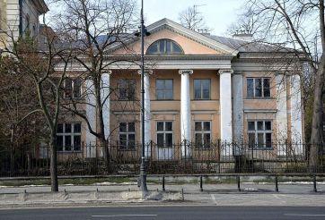 Śleszyńskich Palace, Warsaw