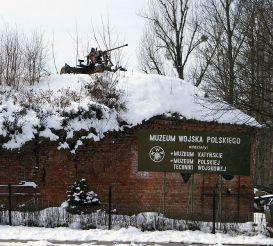 Музей польской военной техники, Варшава