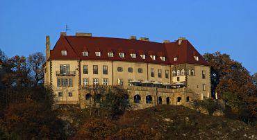 Przegorzaly Castle, Krakow