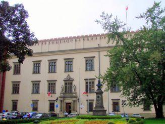 Wielopolski Palace, Krakow