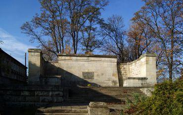 Military cemetery No. 388, Kraków