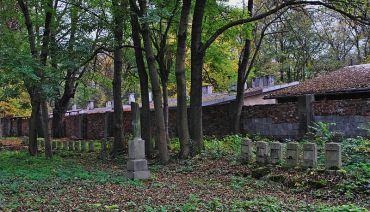 Military cemetery No. 387, Kraków