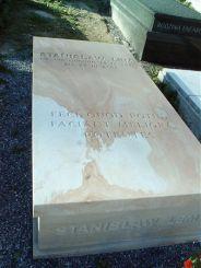 Grave of Stanislaw Lem's, Krakow