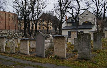 Remuh Cemetery, Kraków