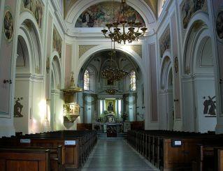 Saint Michael's Church, Ostrowiec Świętokrzyski