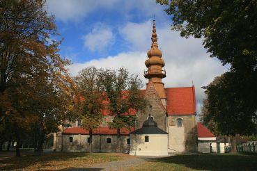 Church of St. Florian, Koprzywnica