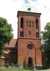 Cathedral of St. John the Baptist, Kamien Pomorski