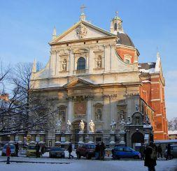 Saints Peter and Paul Church, Kraków
