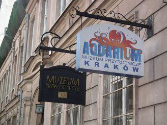 Aquarium and Natural History Museum, Kraków