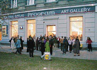Program Gallery, Warsaw