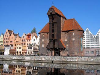 Gate-valve in Gdańsk